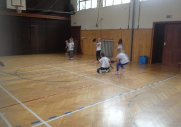 Prípravné športové hry