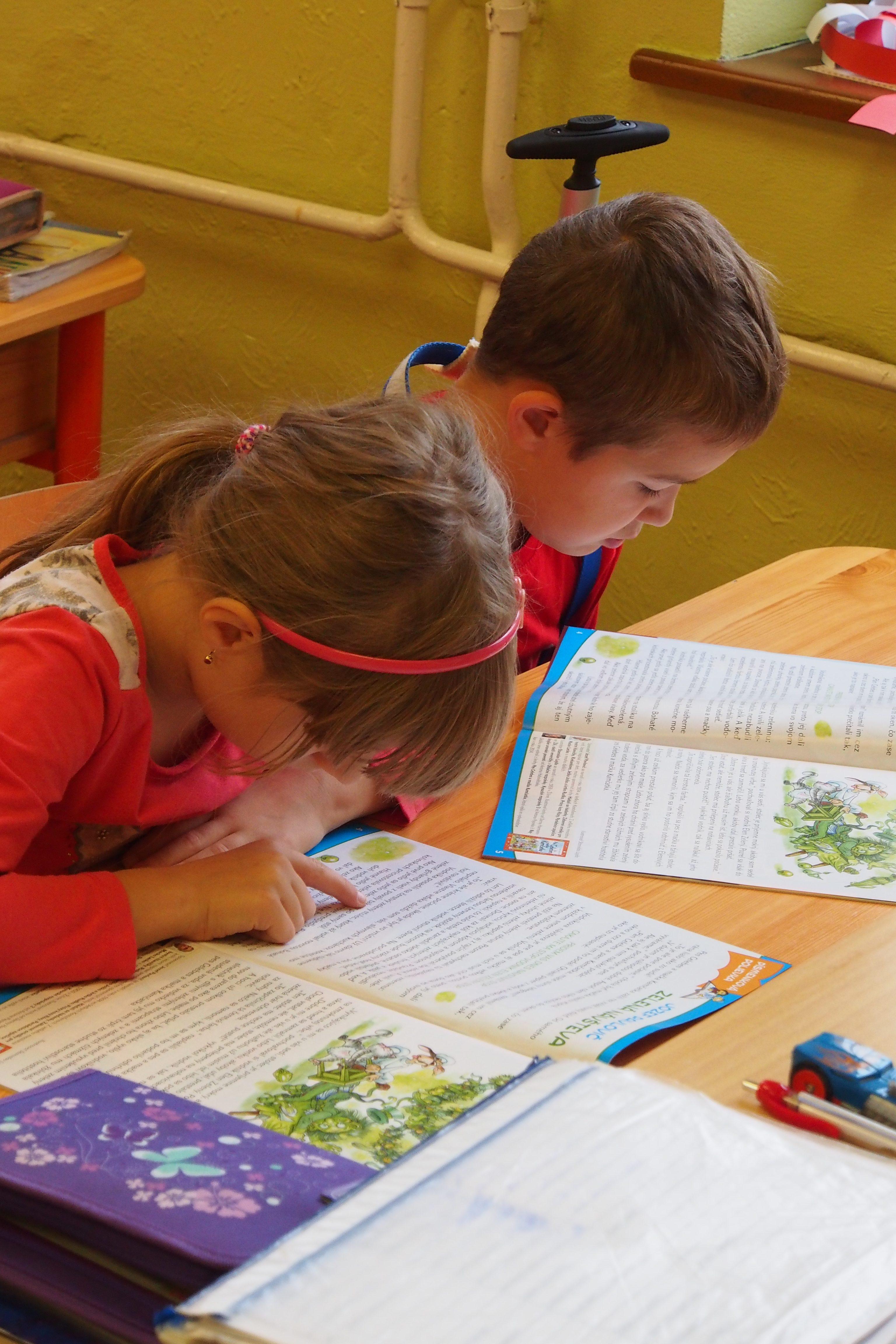 Rok čitateľskej gramotnosti – Čítame spolu