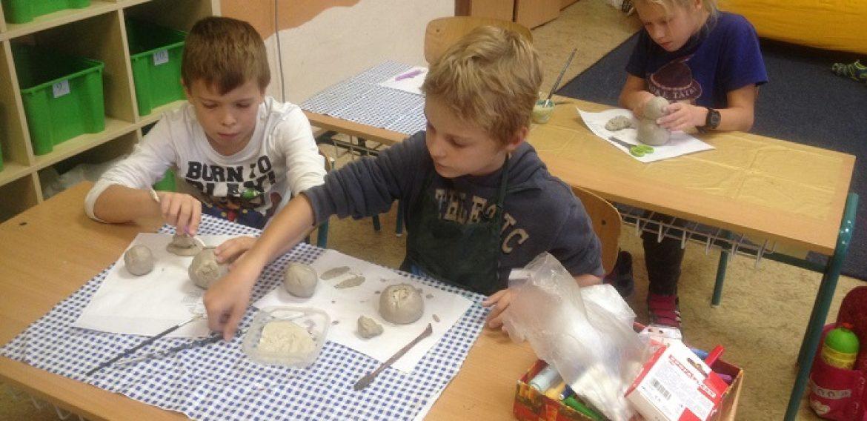 Výroba sovičiek