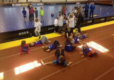 Atletické preteky