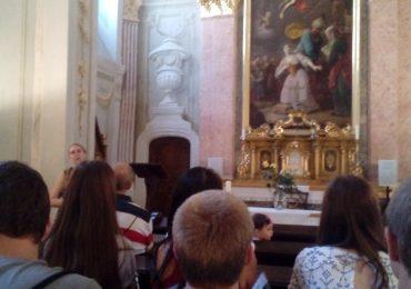 Návšteva Prezidentského paláca