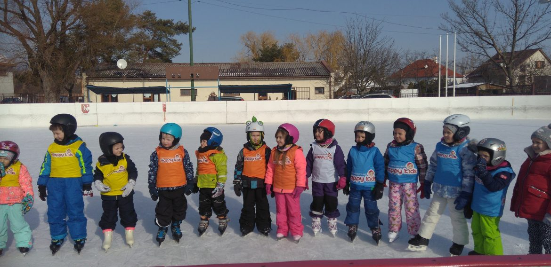 Korčuľovanie (sa)