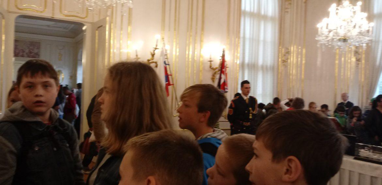 Deň otvorených dverí v prezidentskom paláci