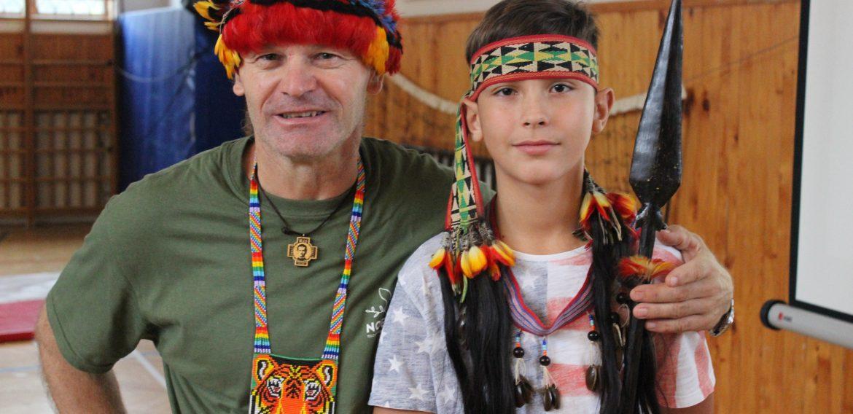 Misie v Ekvádore