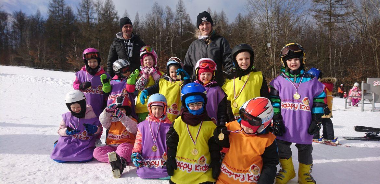 Hurá, ideme sa lyžovať!