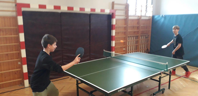 Pingpongové stoly