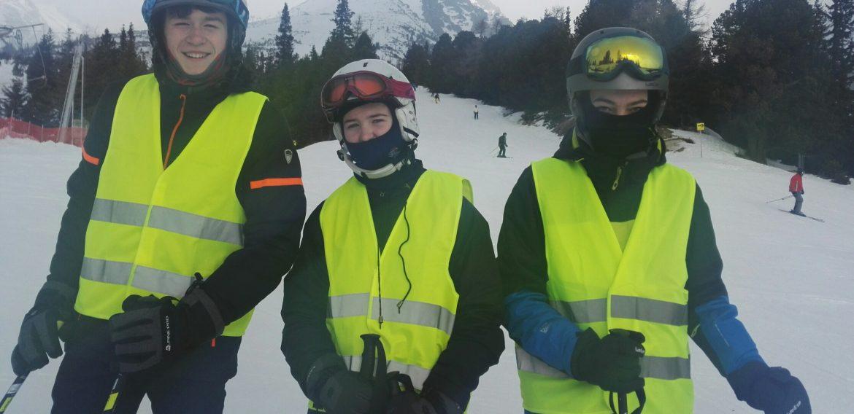 Lyžiarsky výcvik – Štrbské Pleso
