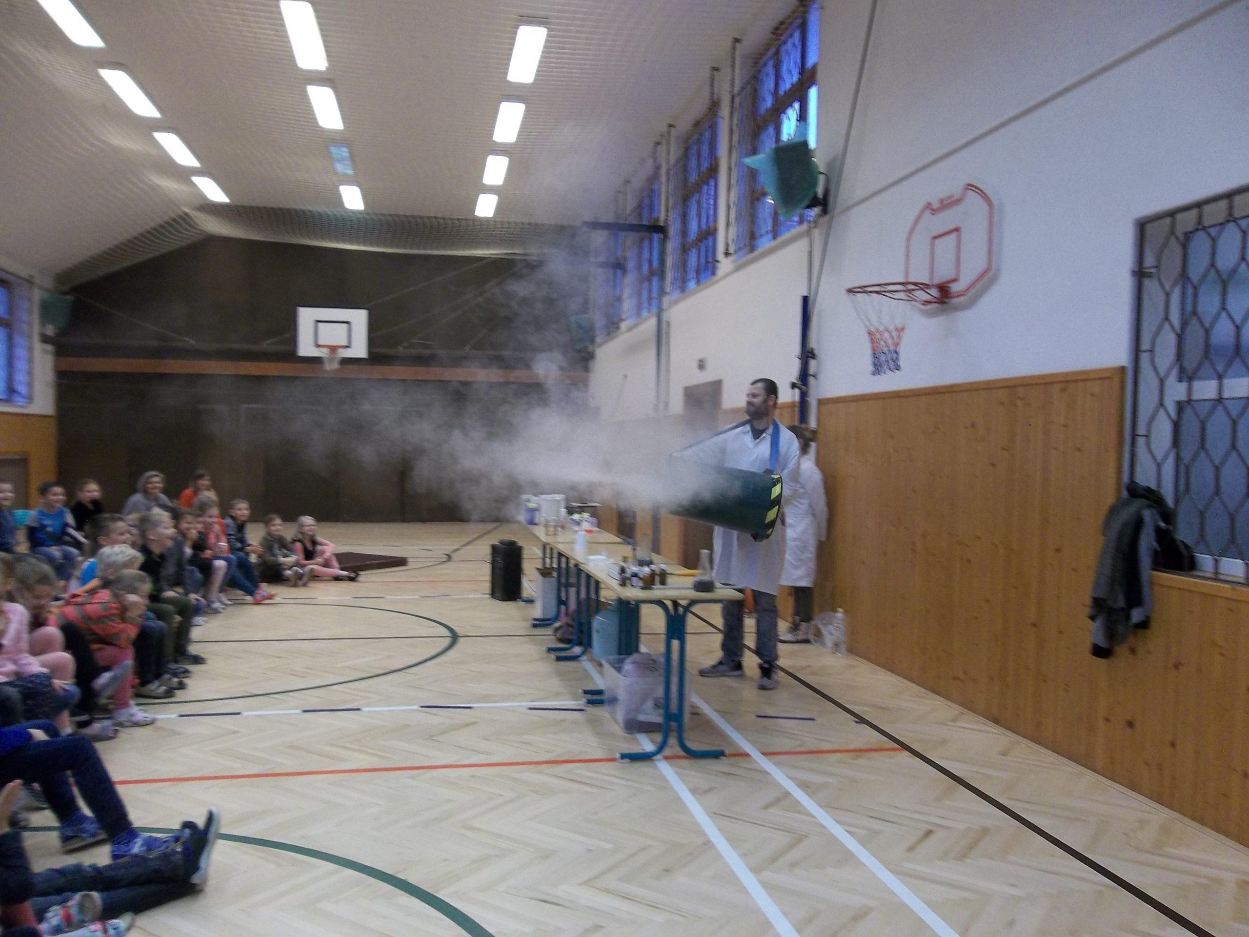 Fyzikálno-chemické pokusy