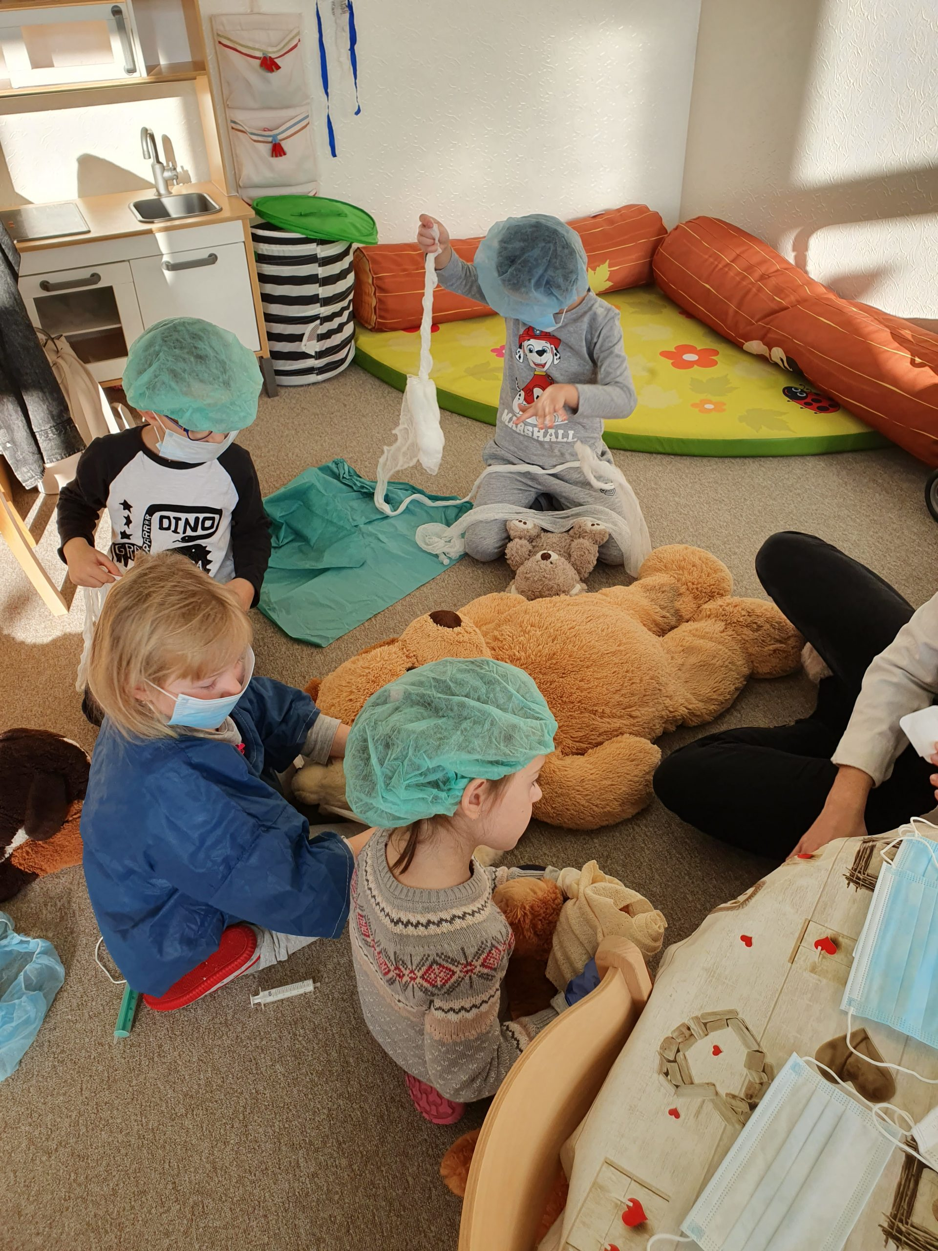 Nemocnica U medvedíka