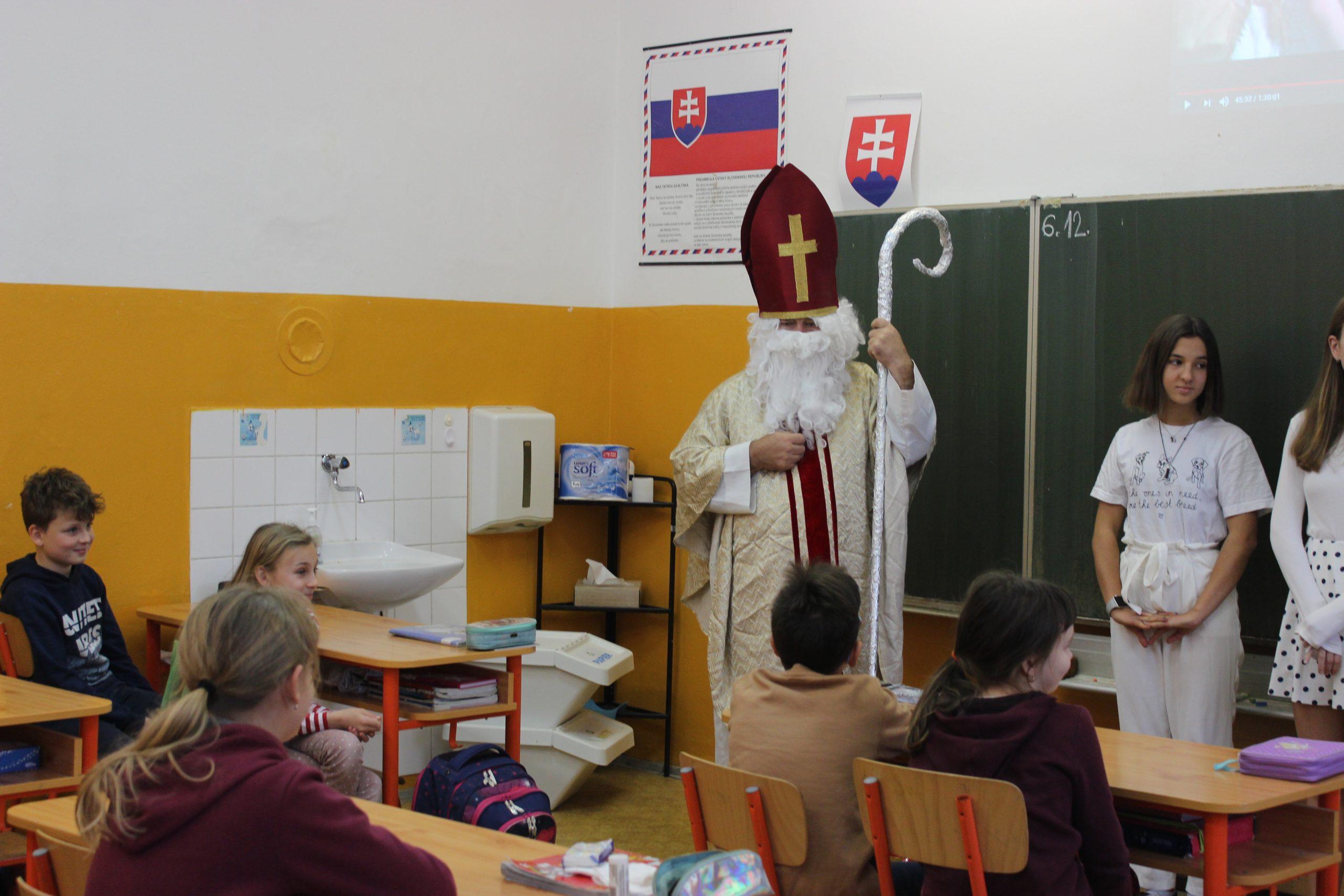 sv. Mikuláš