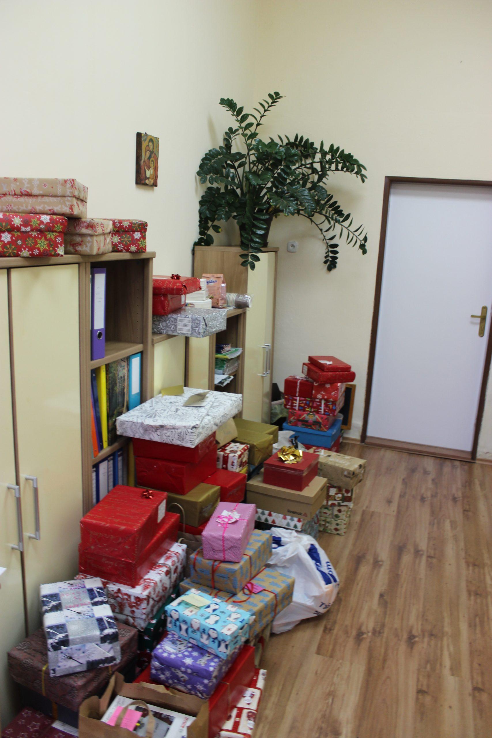 Kráľovstvo darčekov
