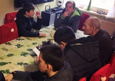 Siedmaci v Seniordome