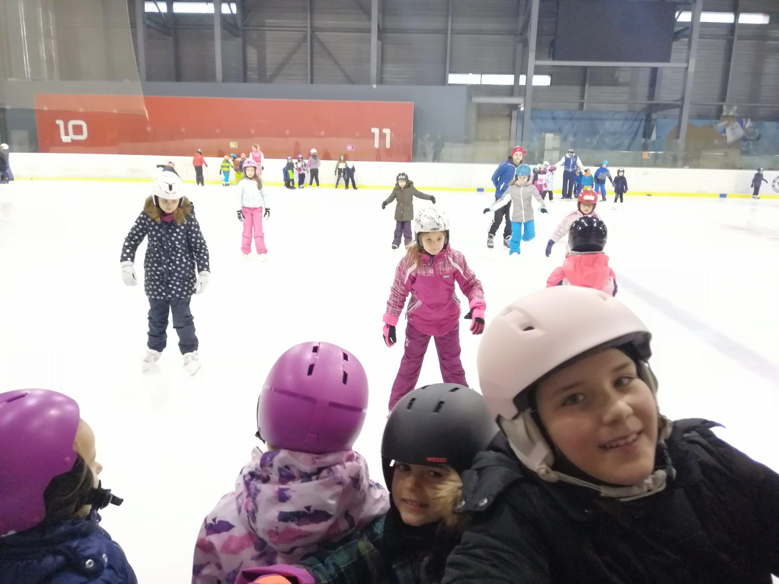 Korčuľovanie v ŠKD