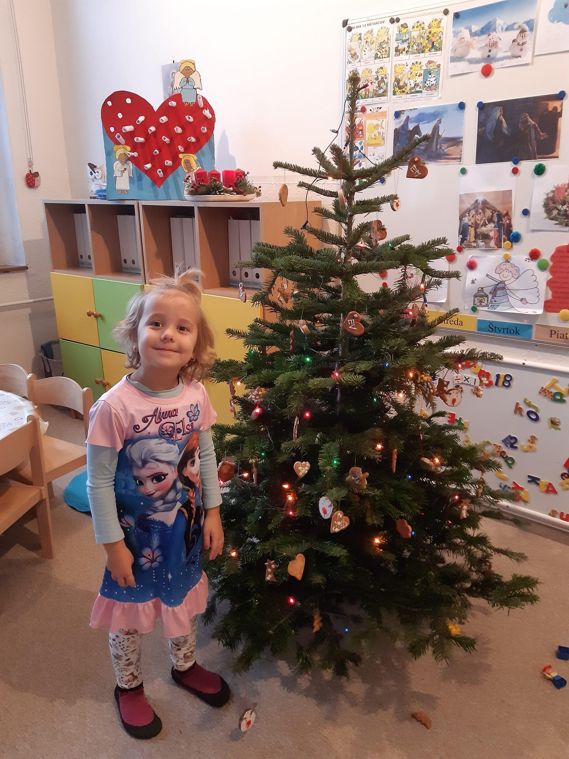 Advent a stromček