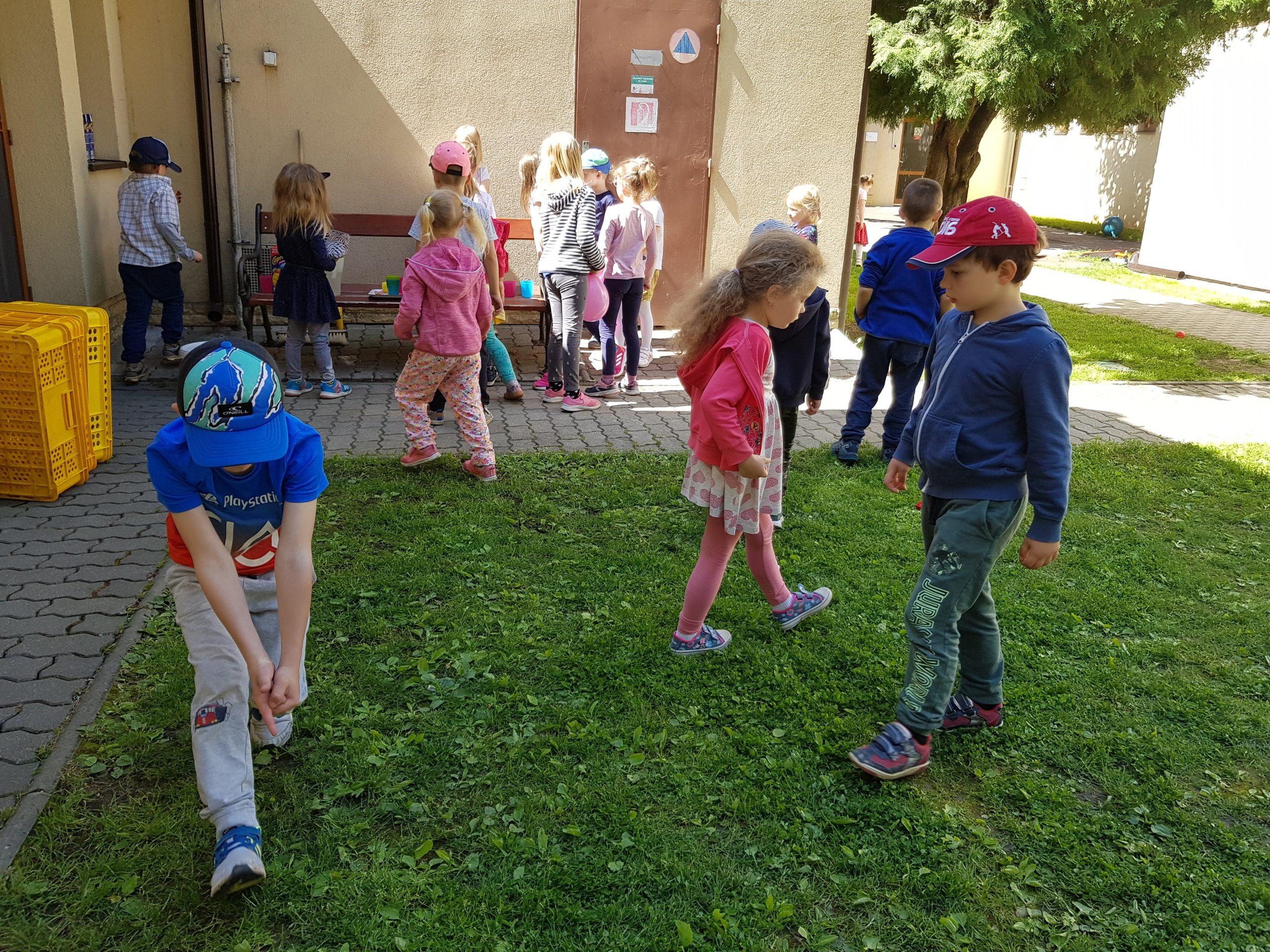 Medzinárodný deň detí v materskej škole
