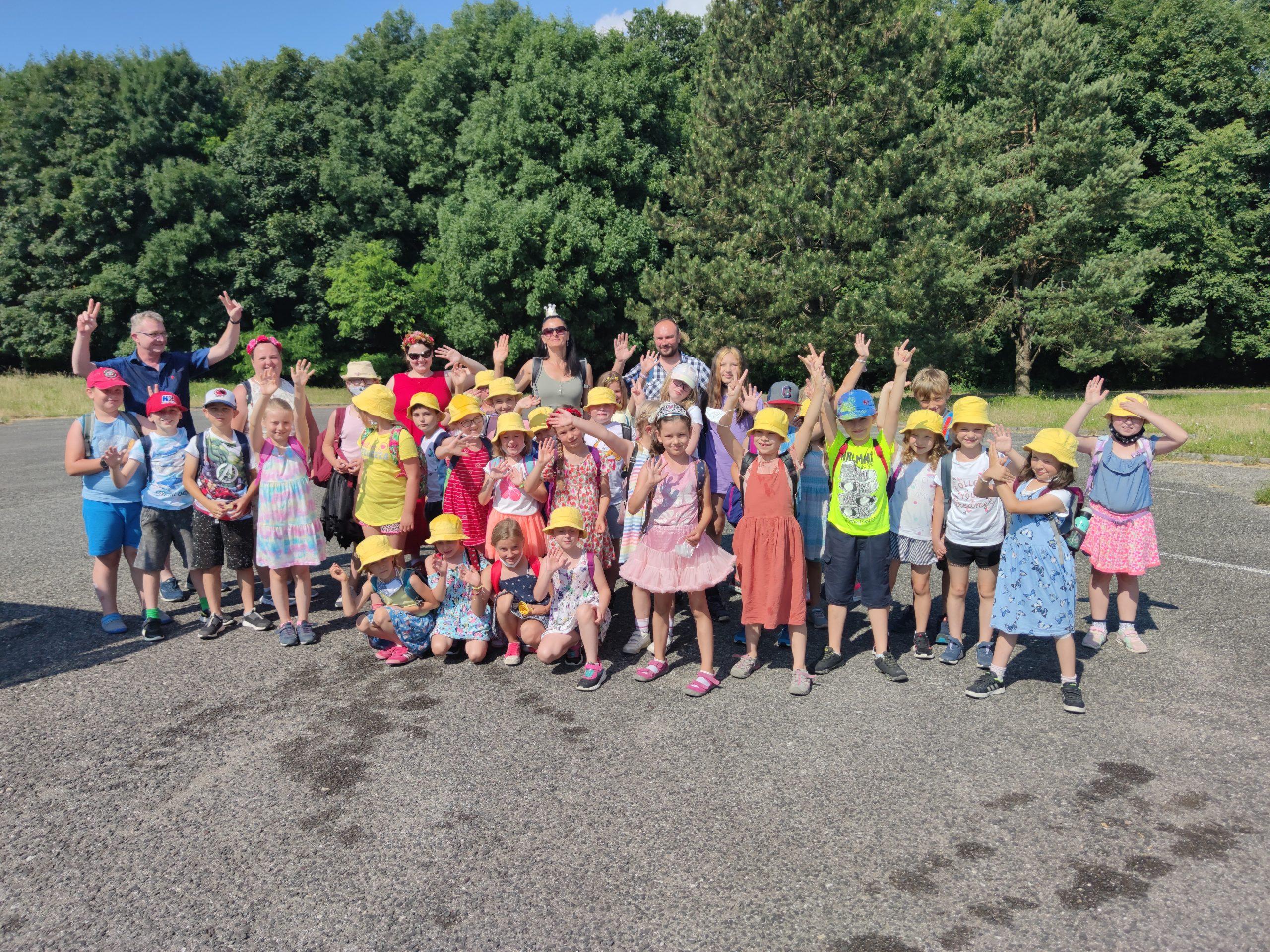 Letný školský tábor